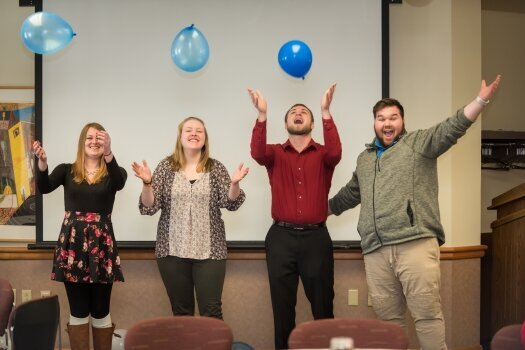 Eight inducted into LU Psi Chi chapter