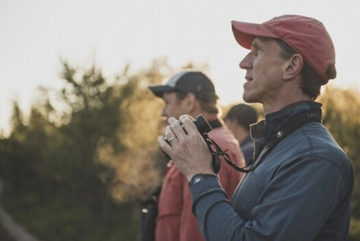 Paul Pickhardt worked with some of the nation's top ornithologists to track the endangered Kirtland's Warbler in Michigan.