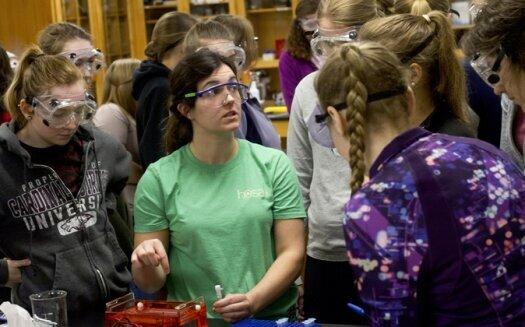 Lakeland students become teachers