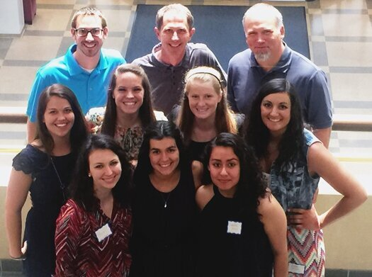 LURE students showcase their work at Marquette University symposium