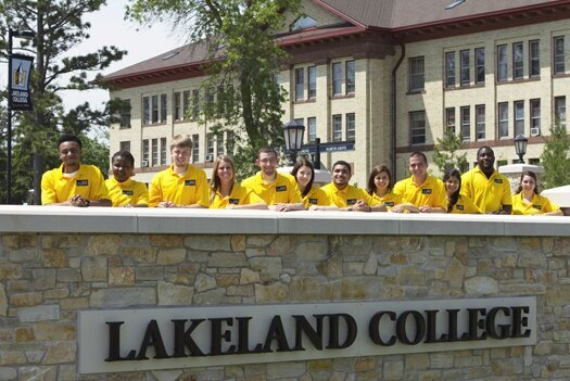Introducing the 2015-16 Lakeland College Blue & Gold Champions team