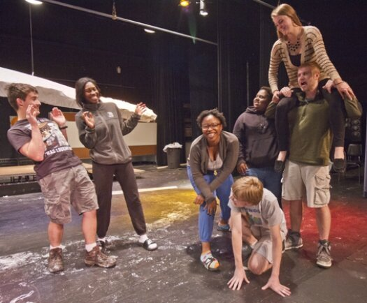 Introducing Lakeland University's brand new Improv Team