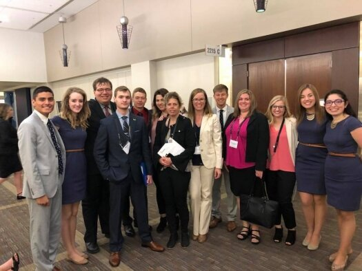 Enactus relaunches Lakeland chapter