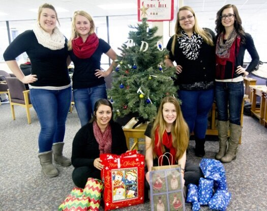 Phi Delts keep 'Giving Tree' tradition alive