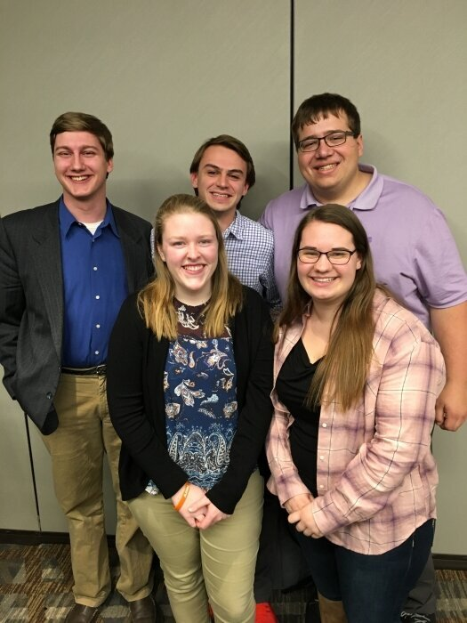 Lakeland Cru attends Winter Conference