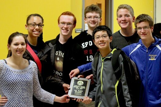 High school math masters visit Lakeland for 25th Devaney meet